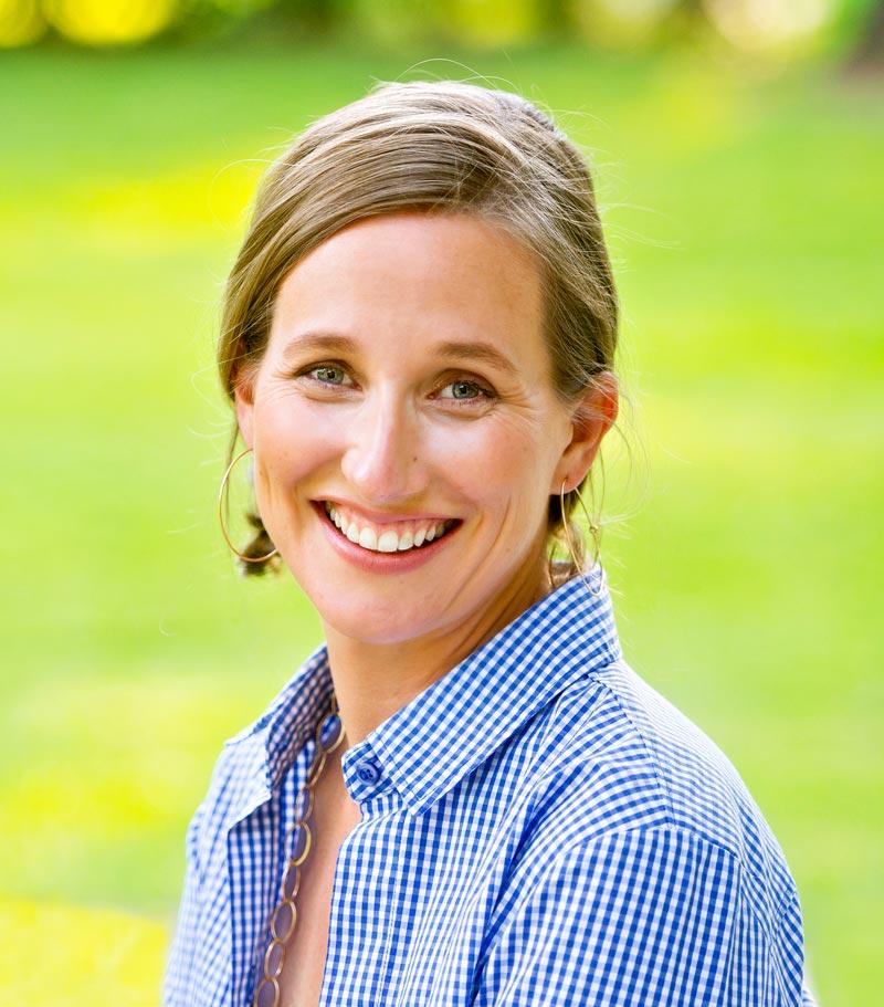Angie Henderson Portrait